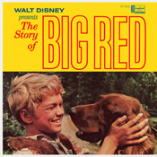 ST-1916 Walt Disney's Story Of Big Red