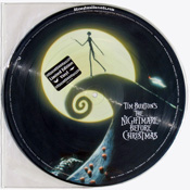 61198-1 Tim Burton's Nightmare Before Christmas