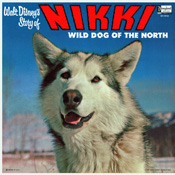 ST-1913 Walt Disney's Nikki, Wild Dog Of The North