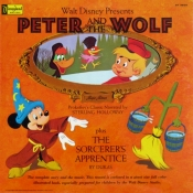 ST-3926 Peter And The Wolf plus The Sorcerer's Apprentice