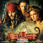 03MS64400 Pirates Of The Caribbean - Dead Man's Chest Remixes