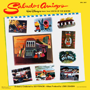 WDL-3039 Saludos Amigos: Walt Disney's Music From South Of The Border
