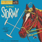 Y-470 Walt Disney's Stormy, The Thoroughbred